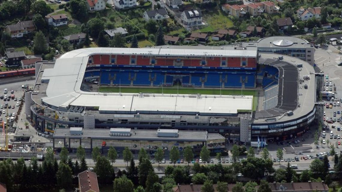 Ullevaal Stadion ~ Norvège|Roumanie