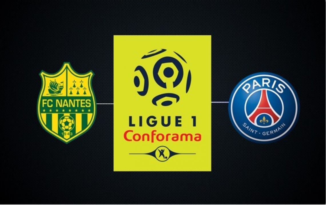 Nantes|Paris SG ~ 19h00 • #Ligue1Conforama ~ 28e Journée