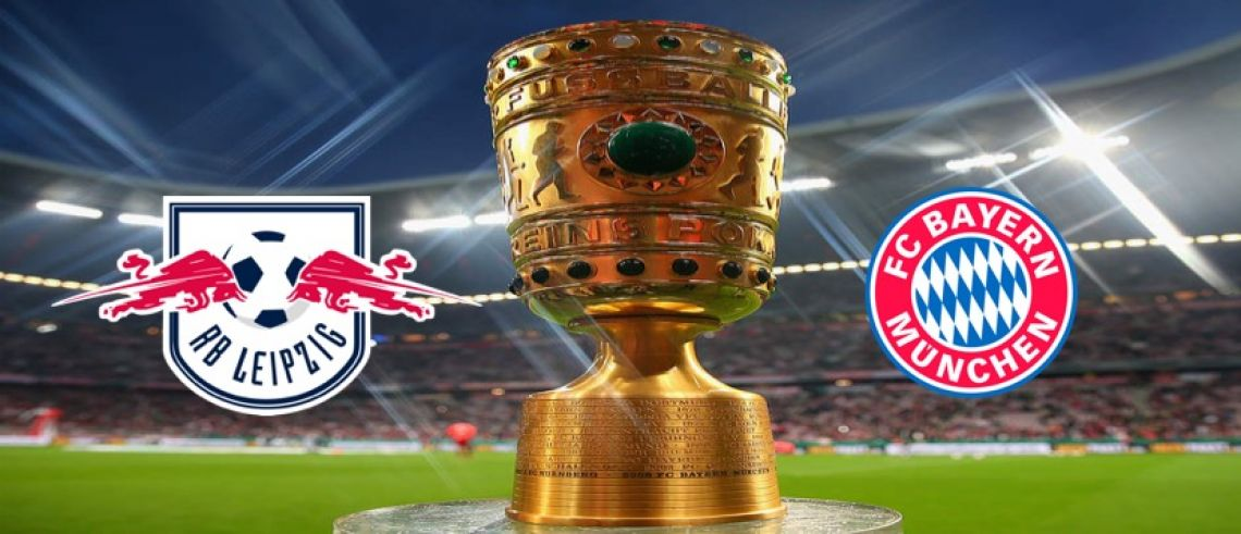 RB Leipzig|Bayern Munich ~ 20h00 • Allemagne ~ Coupe d'Allemagne ~ Finale