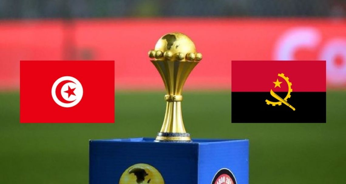 Tunisie|Angola ~ 19h00 • CAN ~ Groupe E ~ 1re journée